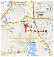 Florida Toll Road Map.Kissimmee Utility Authority Welcome To The Kissimmee Utility Authority