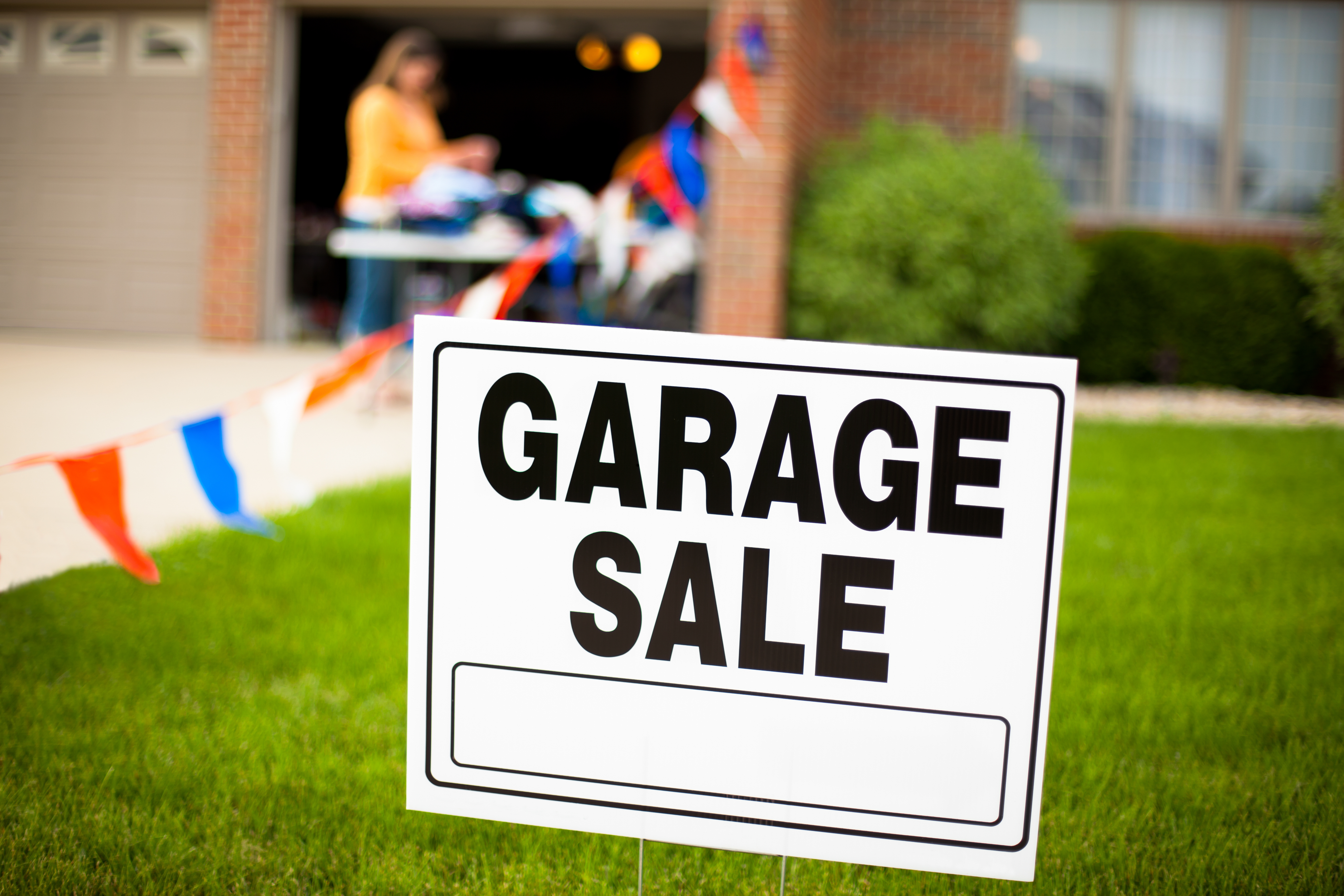 National Garage Sale Day