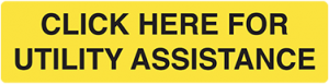 Click here for utility assistance button